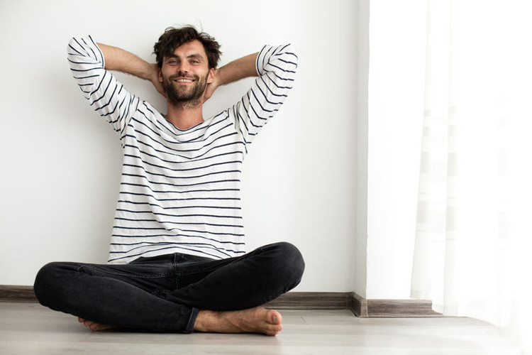 Four-hand tantric massage